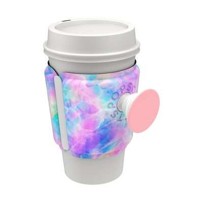 PopThirst Cup Sleeve Holographic Gem