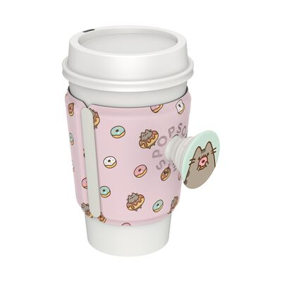 PopThirst Cup Sleeve Donut Pusheen