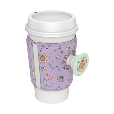 PopThirst Cup Sleeve Pusheenicorn