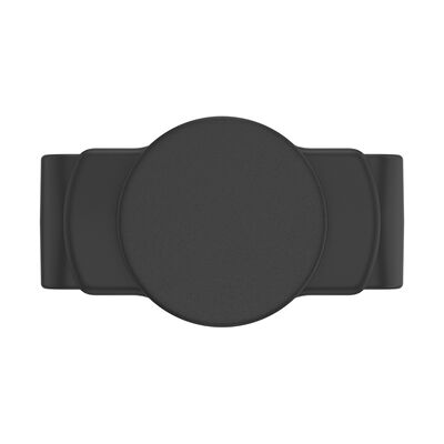 PopGrip Slide Stretch Black with Rounded Edges