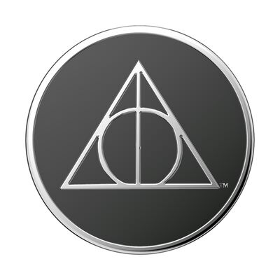 Enamel Deathly Hallows
