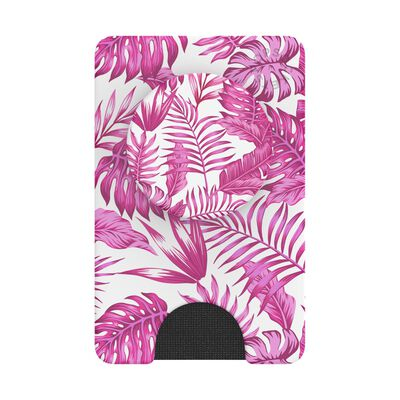PopWallet+ Palm Party Pink