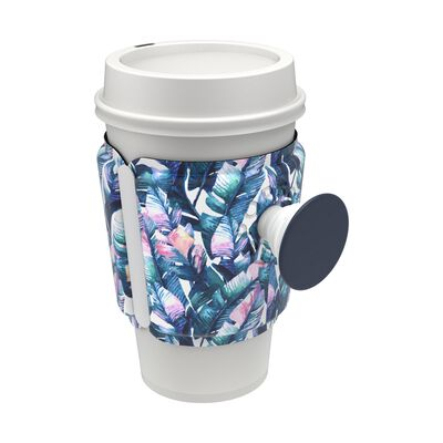 PopThirst Cup Sleeve Jungle Out There