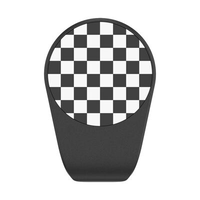 PopGrip Opener Checker Black