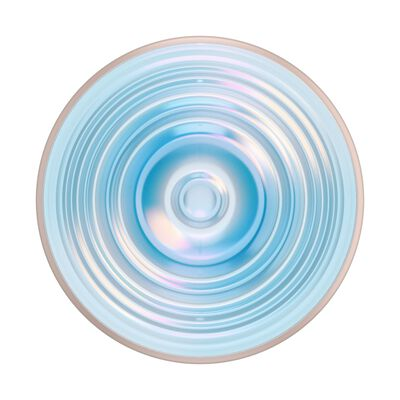 Ripple Opalescent Blue