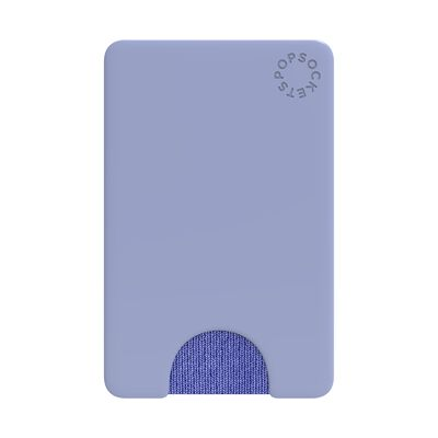PopWallet Dusty Blue