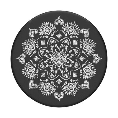 Quiet Darkness Mandala