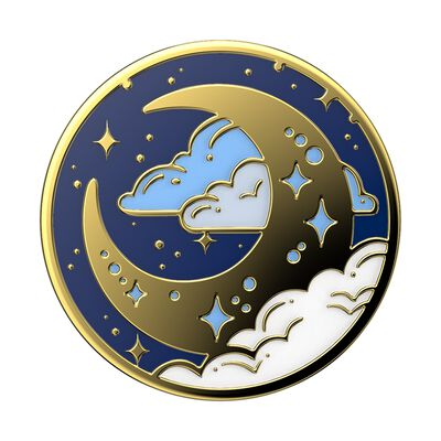 Enamel Fly Me To The Moon