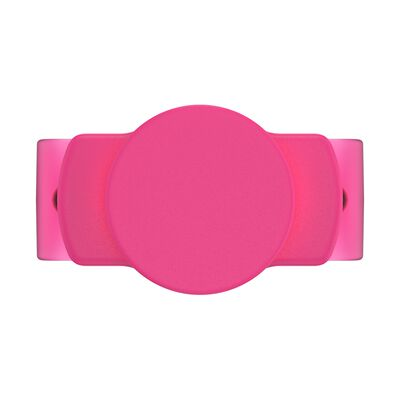 PopGrip Slide Stretch Neon Pink with Rounded Edges