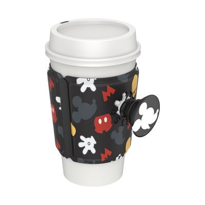 PopThirst Cup Sleeve Mickey Pattern
