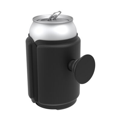 PopThirst Can Holder Black