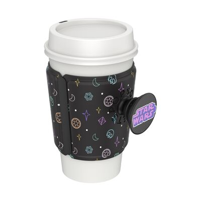 PopThirst Cup Sleeve Rebel Pattern