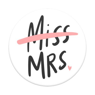 Miss to Mrs.
