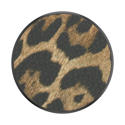 Vegan Leather Leopard