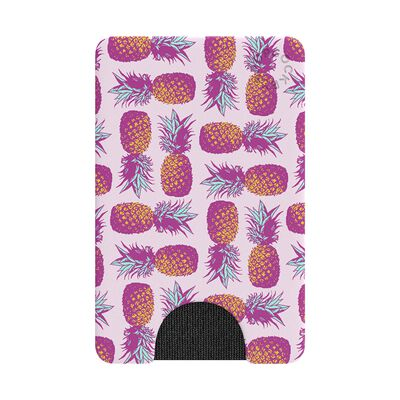 PopWallet Pineapple Modernist