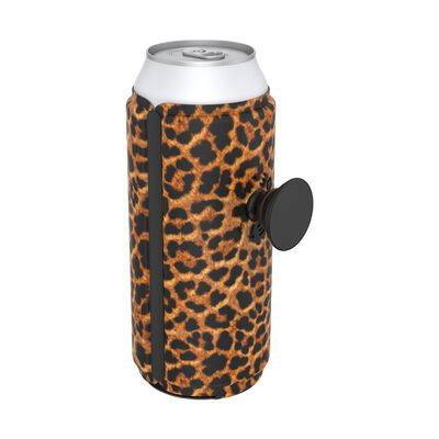 PopThirst Tall Leopard Prowl